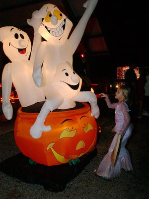 The Zoo Boo is set for 6 to 8:30 p.m. Thursday through Saturday at the Alexandria Zoo.