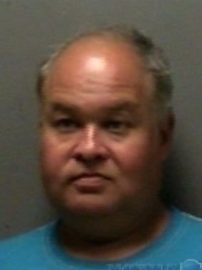 Lonnie J. Hutton, 49, was charged with public intoxication May 16, 2014, after witnesses said he exposed himself and attempted to have sex with an ATM at The Boro Bar & Grille in Murfreesboro, Tenn.