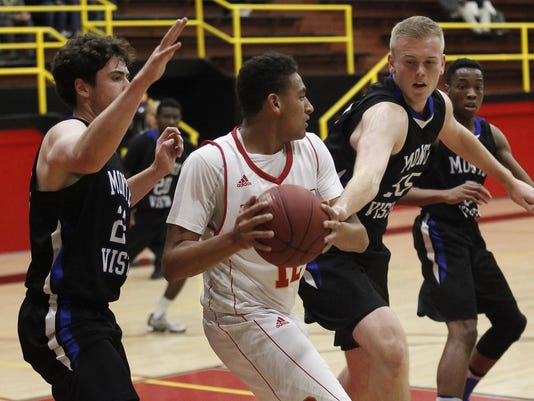 CCS Basketball: Palma vs. MVC