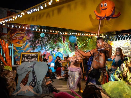 Anyone going to the Return of the Mermaids in Tucson