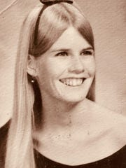 Joan Lemish Van Sycoc is pictured in her 1970 Satellite High School senior picture.