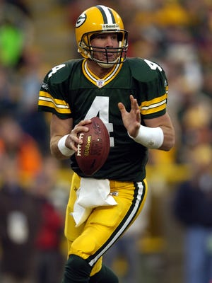 Former Packers quarterback Brett Favre will have his number retired next year at Lambeau Field.