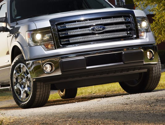 Pickups rule Top 10 best-selling vehicles for 2013