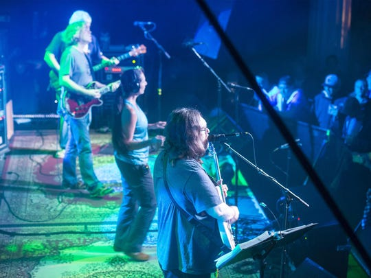 Dark Star Orchestra at Higher Ground in South Burlington on May 12.
