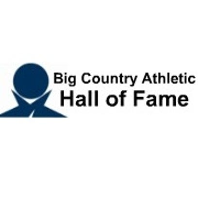 Big Country Athletic Hall of Fame logo
