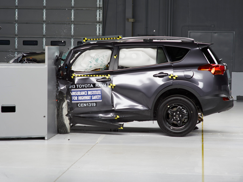 bad crash test scores sink 3 toyota vehicles 86 MR2 Spyder