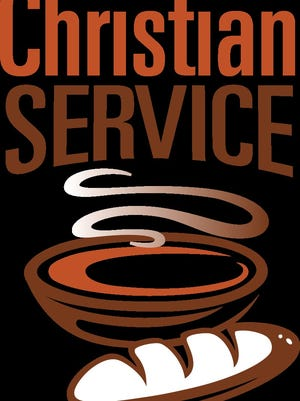 Christian Service is a non-profit that serves the needy.