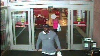 Mount Laurel police say this man purchased an iPad with a stolen credit card on Thursday morning.