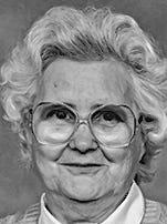 Flossie Marie Blanton, 86