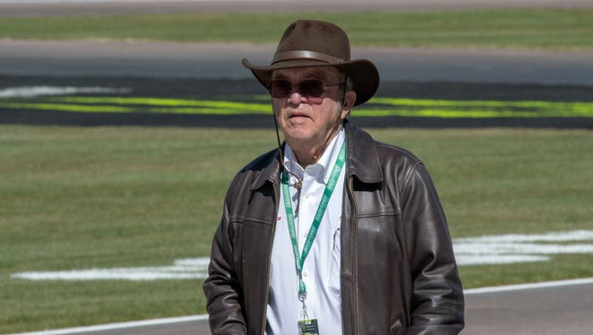 Team owner Jack Roush has won five championships across NASCAR's top three national series.