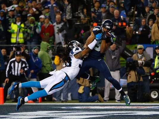 NFC Divisional Playoffs - Carolina Panthers v Seattle Seahawks