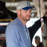 Dale Earnhardt Jr. stopped for speeding on way to Texas race
