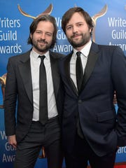 'Stranger Things' creators Matt Duffer, left, and Ross Duffer.