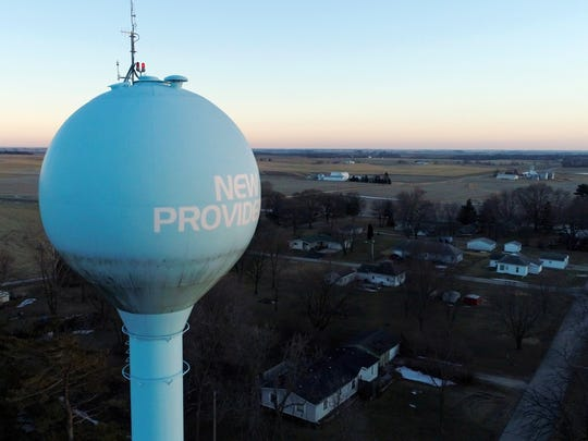 The town of New Providence, Iowa, is getting a boost from a group of young business owners. About half-dozen entrepreneurs in their 20s and 30s have built up a millennial business backbone in the rural Iowa town.