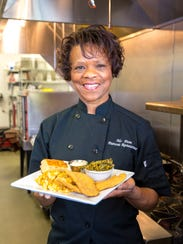 Pamela Patton closed her Patton's Restaurant in early 2017, but she continues to operate a catering business.