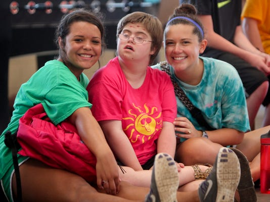 MedCamps of Louisiana Smiling Suns 7/19/14