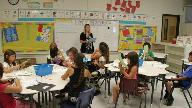 The K-3 Plus program first started at Pate Elementary three years ago, said CMS Early Education Director Kim Arrington.