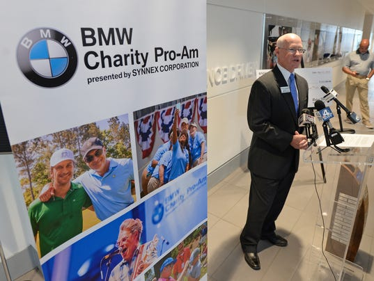 Charity Golf | BMW US Factory