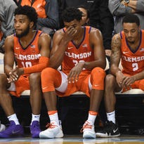 ACC basketball: Clemson vs. North Carolina: Heels extend Tigers' futility
