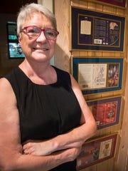 Jill Jones has written 11 novels, and now, in her secluded