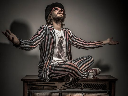 Marco Benevento plays the Jams on the Sand concert series on Aug. 11.