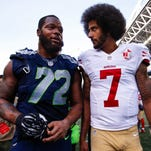 Michael Bennett's police incident illustrates reason for protests