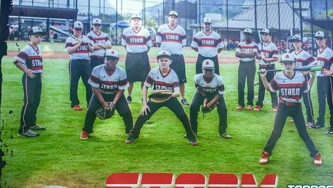 The Asheville Storm 10 and under baseball team won the USSSA World Series held last weekend in Kingsport, Tenn.