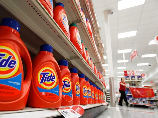 AP Earns Procter and Gamble