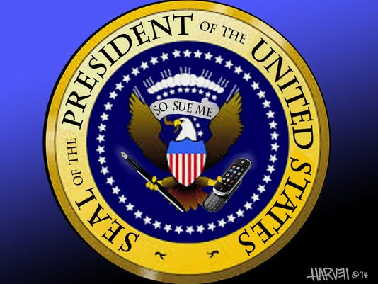 070614 - Greenville - sue me presidential seal.jpg