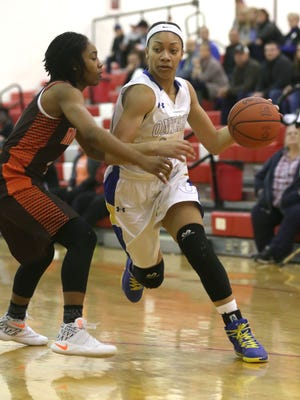 The Ontario girls basketball team defeated Mansfield Senior 61-37 in a sectional championship game at Bucyrus High School on Saturday night.