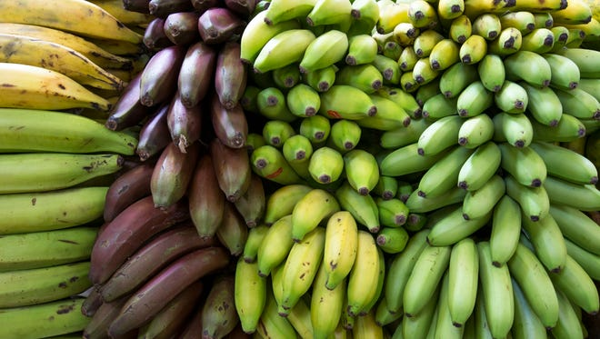 Sprouts Farmers Markets in Phoenix offer a variety of bananas. The emergence of the local chain that specializes in fresh and healthy products, as well as the merger between two giant grocers will change the landscape for supermarkets in the Valley.