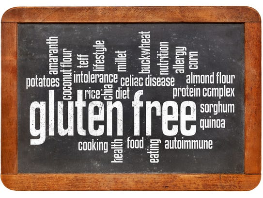 As gluten-free diets gain popularity, health experts