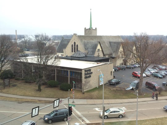 Trinity Lutheran Church's congregation voted to accept