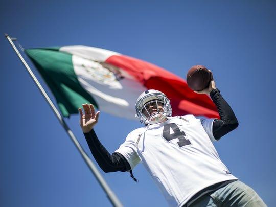 Debido a los juegos de la NFL que se disputan en México,