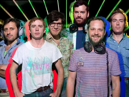 Dr. Dog will perform at the 2018 Rhythm N' Blooms Music Festival.