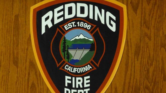 Redding Fire Department logo