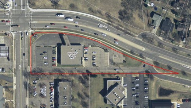 The proposed Tim Hortons restaurant is slated to be built on the southeast corner of Roosevelt Road and 25th Avenue South.