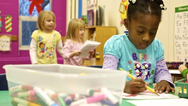 Erlanger-Elsmere Schools to offer preschool registration.