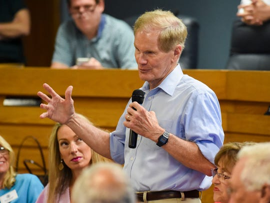 Senior U.S. Senator for Florida Bill Nelson discusses