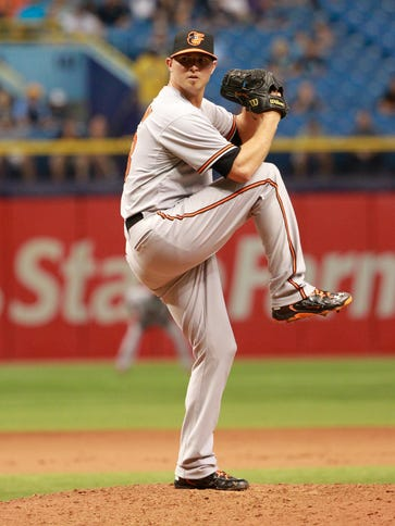 "Zach Britton: ""We've started a trend now with ground"