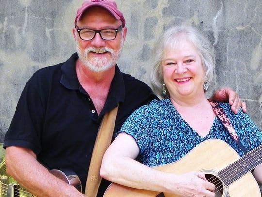 Frank Graham and Mimi Hearn team up at 8 p.m. Thursday