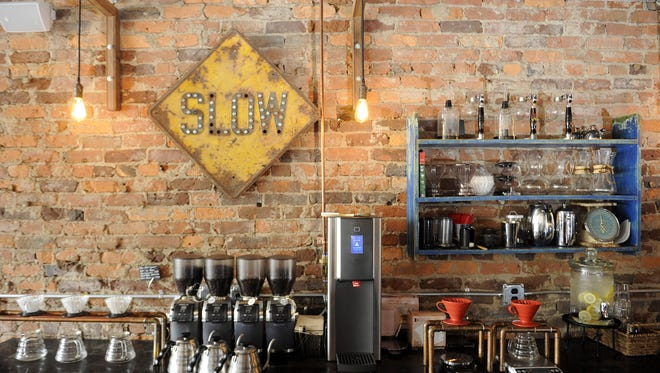 Sam and Ed Reed have acquired part ownership of coffee company Eighth & Roast.