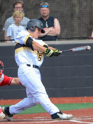 UW-Milwaukee catcher Daulton Varsho.