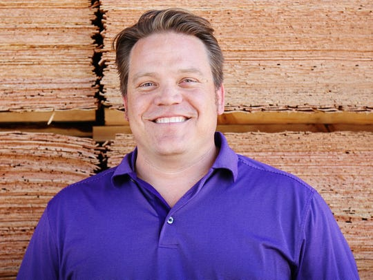 Kyle Freres is vice president of Freres Lumber Co.