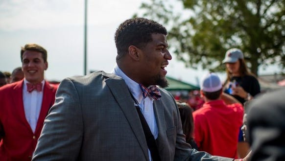 UL senior offensive guard Mykhael Quave has been lost