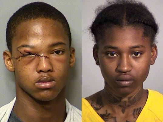 Teens charged with murder linked to 3 shootings, 2 robberies in Indianapolis