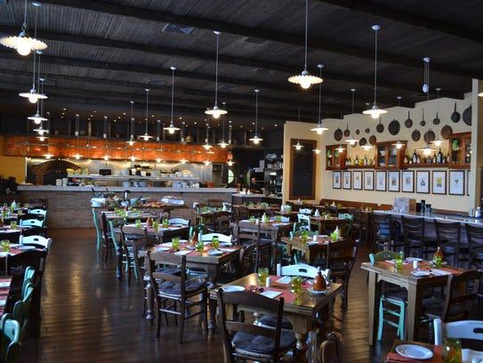 Osteria Morini opened its second location in Bernardsville