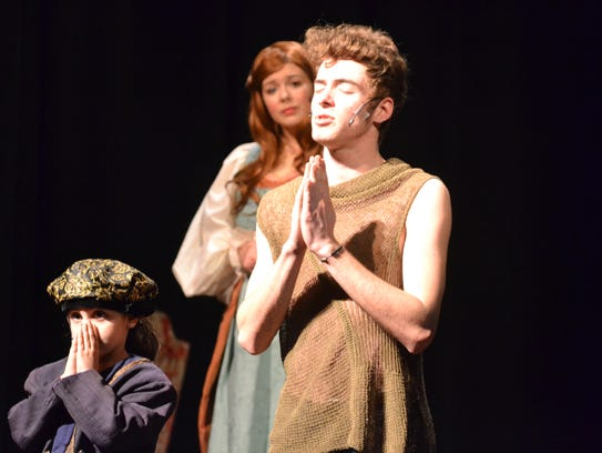 """Sleepy Hollow High School's production of """"Pippin"""""""