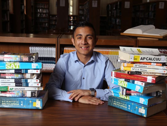 Ray High School student Juan De La Garza has been named