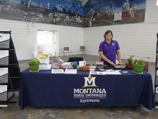 Master Gardeners can be found all around the state.
